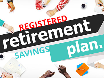 registered retirement savings plan, RRSP, retirement planning, retirement savings, retirement income